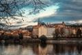 Картинка замок, Прага, Чехия, Deliberation