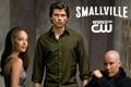Картинка Том Уэллинг, Тайны Смолвиля, Smallville, Tom Welling, Clark Kent, Kristin Kreuk, Lex Luthor