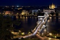 Картинка Hungary, Budapest, Széchenyi Chain Bridge from Castle hill