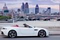 Картинка Город, Белый, V12, Авто, Antage, Aston Martin, Спорткар