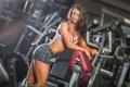 Картинка legs, model, muscles, fitness, bodybuilder