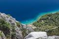 Картинка Croatia, побережье, скалы, лето, отдых, море, яхты