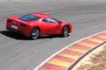 Картинка Красный, Авто, Машина, Феррари, Поворот, Ferrari, Трасса