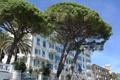 Картинка деревья, дома, Италия, отель, Санта-Маргерита-Лигуре