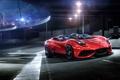 Картинка Ferrari, трек, Berlinetta, F12