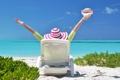 Картинка море, пляж, лето, солнце, отдых, summer, beach