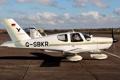 Картинка самолет, легкий, многоцелевой, француский, TB-10 Tobago