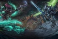 Картинка arthas, Witch Doctor, diablo, warcraft, Nazeebo, Heretic Witch Doctor, Heroes of the Storm