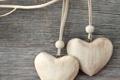 Картинка любовь, романтика, сердечки, love, wood, romantic, hearts