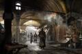 Картинка базар, константинополь, Assassin's Creed: Revelations, Эцио Аудиторе, Кредо Ассасина, Откровения