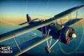 Картинка британский, ММО, Fairey «Swordfish», море, Фейри «Свордфиш», торпедоносец-бомбардировщик, WW2