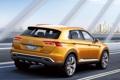 Картинка road, Volkswagen, CrossBlue, car, Concept, wallpapers