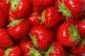 Картинка фон, клубника, fresh berries, strawberry, ягоды