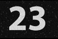 Картинка супер, мое любимое число, число 23