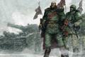 Картинка танк, Warhammer, 40k, Лорд-генерал, DoW, Имперская гвардия, Карающий Меч