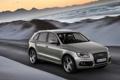 Картинка Audi, Авто, Ауди, Машина, Внедорожник, В движении