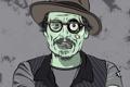 Картинка зомби, johnny depp, джонни депп, walking dead, ходячий мертвец