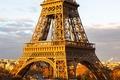 Картинка город, Франция, Париж, Эйфелева башня, архитектура