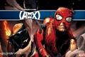 Картинка Marvel, комикс, Spider-man, Человек-паук, Avengers vs X-Men