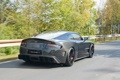 Картинка машина, деревья, обои, Aston Martin, DB9, supercar, road