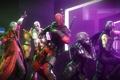 Картинка god of war, kratos, deadpool, raiden, devil may cry, dante, Metal Gear Rising: Revengeance