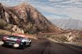 Картинка горы, трасса, полиция, Lamborghini, шоссе, Need for Speed Hot Pursuit