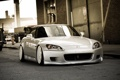 Картинка родстер, Honda, серебристая, хонда, S2000, silvery, S-Series