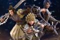 Картинка оружие, ключи, Final Fantasy, персонажи, XIV, Kingdom Heart