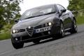 Картинка машина, фары, Alfa Romeo, передок, Brera S