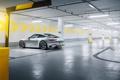 Картинка 911, Porsche, Parking, Supercar, Silver, Rear, Carrera S