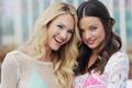 Картинка знаменитости, девушки, модели, обои девушки, models, Miranda Kerr, Candice Swanepoel