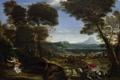Картинка смерть, дракон, картина, копье, painting, на коне, Saint George killing the Dragon