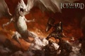 Картинка засада, арт, icewind, dale, дракон