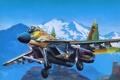 Картинка самолёт, авиация, многоцелевой, российский, МиГ-29, истребитель, ВВС ФРГ