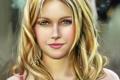 Картинка девушка, лицо, волосы, арт, блондинка, katie cassidy