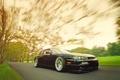 Картинка скорость, Nissan, 240SX
