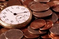 Картинка время, часы, цифры, монеты, числа