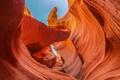 Картинка природа, скалы, каньон, пещера