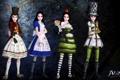 Картинка Кролик, Классика, Алиса, Платья, Alice, Alice Madness Returns, Шляпник