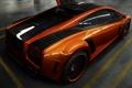 Картинка Lamborghini, Gallardo, оранж