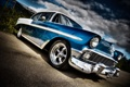 Картинка car, машина, авто, Chevrolet, Bel Air, 1958