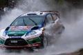 Картинка Гонка, Ford, Спорт, Rally, передок, WRC, Капот