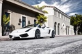 Картинка Lamborghini, Gallardo, White, ADV.1, Spyder1