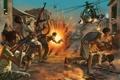 Картинка Война, нападение, оборона