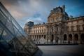 Картинка Франция, Париж, Лувр, площадь, музей