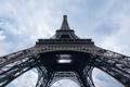 Картинка город, эйфелева башня, Франция, Париж