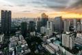 Картинка city, twilight, thailand, bangkok