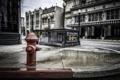Картинка вода, колонка, тротуар, photo, photographer, пожарный, гидрант