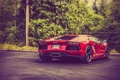 Картинка Lamborghini, Ламборджини, Red, LP700-4, Aventador, Авентадор, Supercar