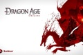 Картинка кровь, дракон, девушка. воин, DRAGON AGE origins